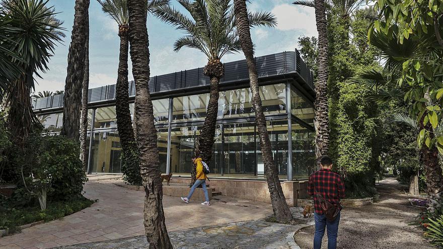 El canon del restaurante del Parque de Elche se rebajará en un millón de euros, que es lo que costaría su reapertura