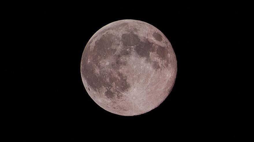 Superluna rosa 2021: el mejor momento para verla