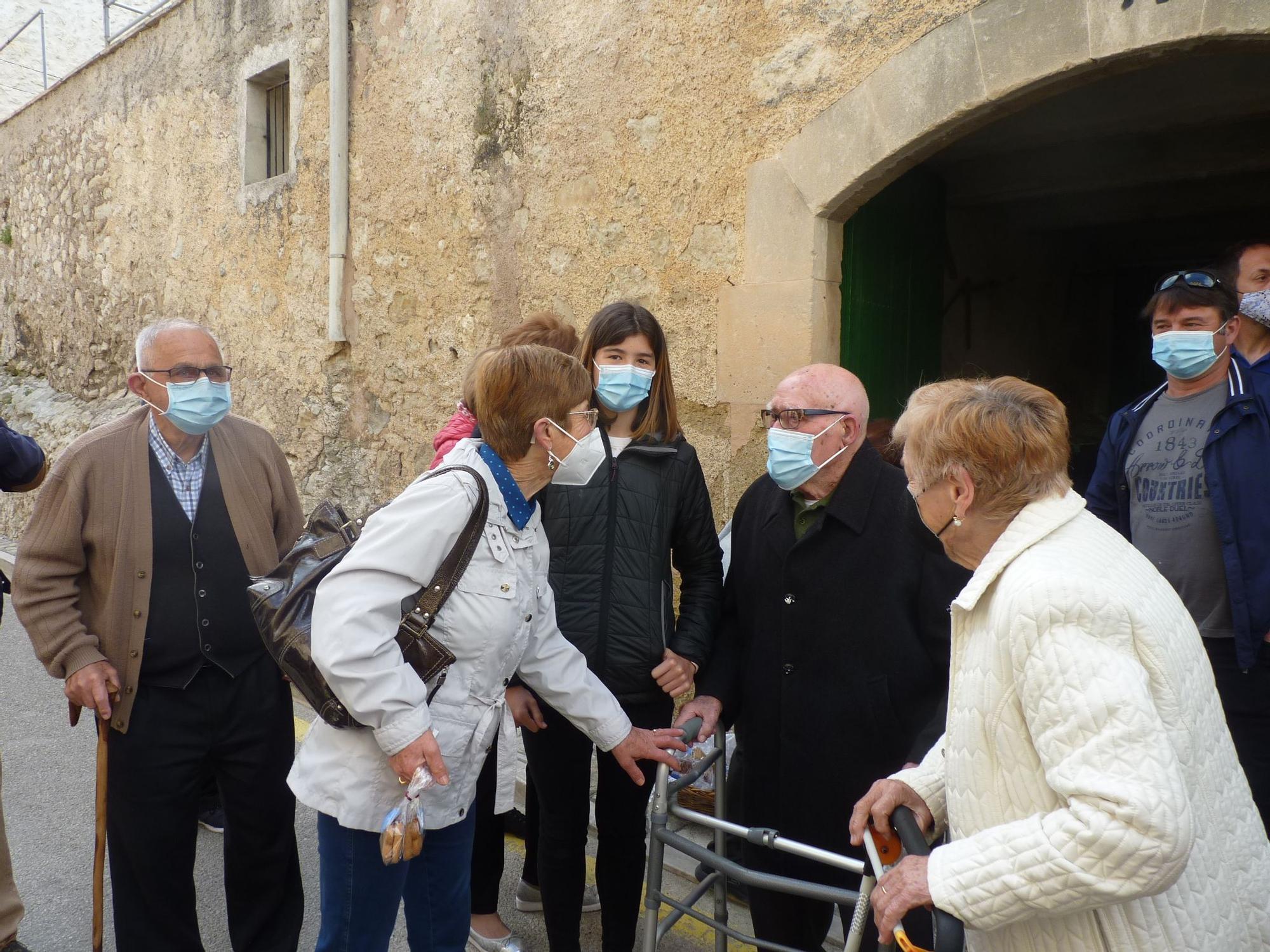 Montuïri celebra su 'Dia des Puig'