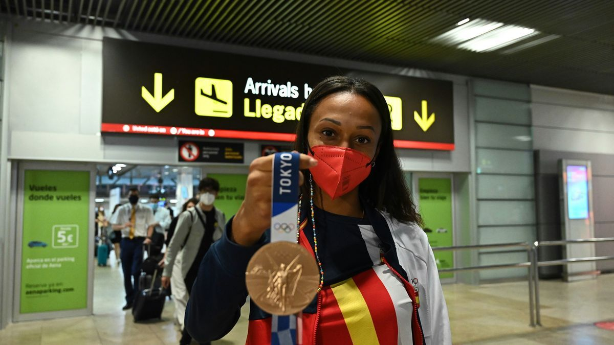 Spain closes with a medal and 10 diplomas a great result in athletics