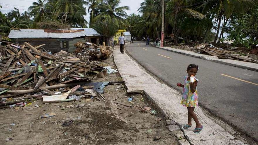 El paso devastador del huracán 'María' deja 42 muertos en Dominica y Puerto Rico