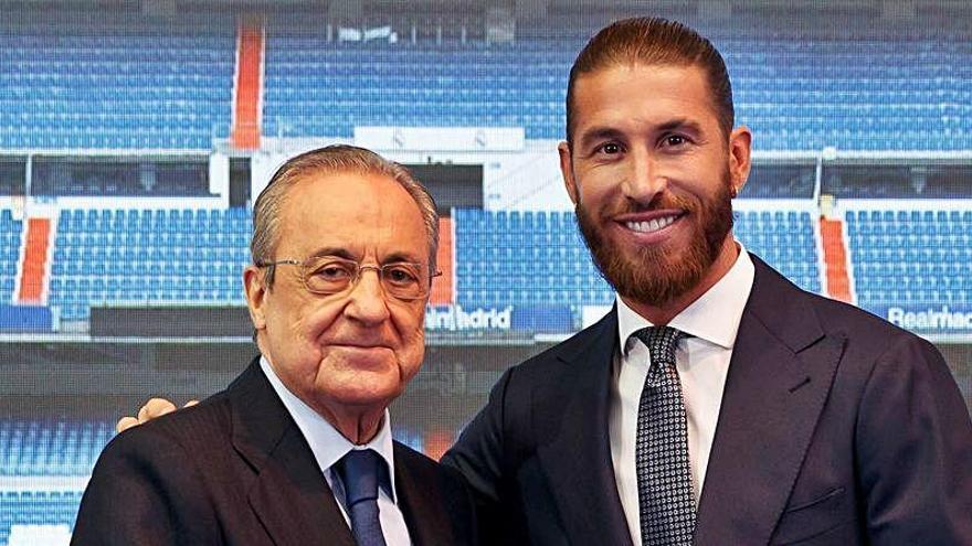 La millonada que se ahorra el Real Madrid por la salida de Ramos