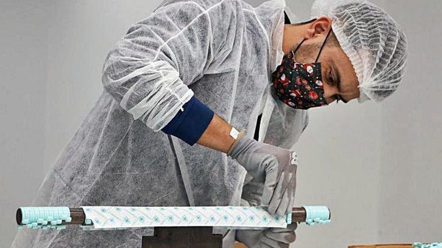 Dissenyen una dessuadora amb un teixit que és hostil per a virus i bacteris
