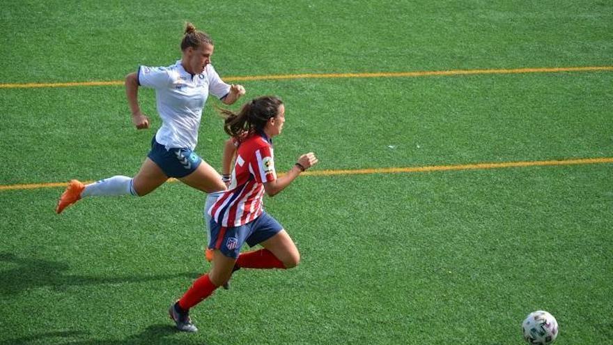 El Zaragoza CFF vuelve a escena frente al Osasuna Femenino
