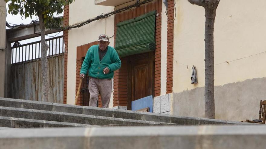 La mitad de los pueblos valencianos más pequeños perdió habitantes