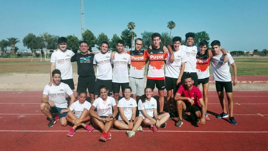El Club Atletisme Puçol espera volver a brillar en la próxima temporada