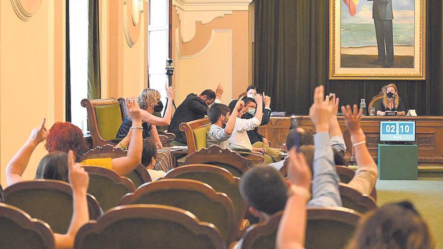 Castelló pedirá a Conselleria que negocie los estatutos del Provincial