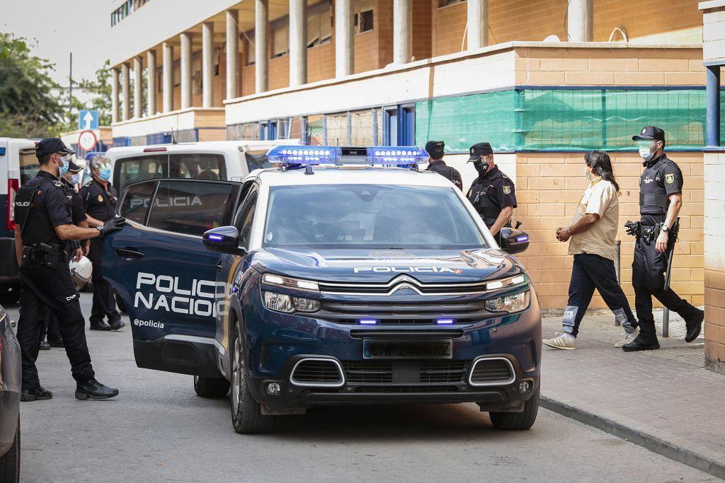 Intervención policial. Menudeo, gallos y tortugas en Ministriles, Lorca-3577.jpg
