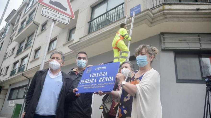 El alcalde recibe escritos insultantes por retirar la calle al rey Juan Carlos I