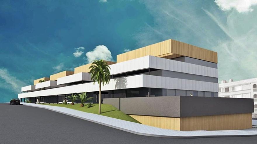 Dos años después, avanza el proyecto de Centro Sociosanitario de Granadilla