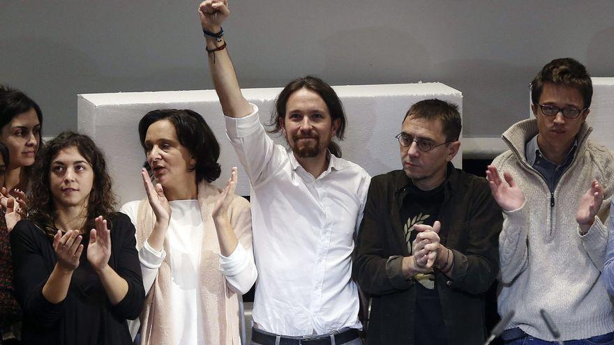 Díez años del 15M, siete años de Podemos
