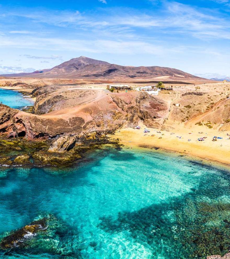 Playas de ensueño en el marco de una naturaleza desbordante