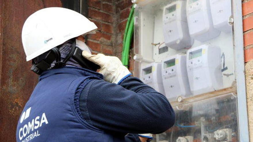 Dispositiu policial per prevenir la defraudació de fluid elèctric a la Jonquera