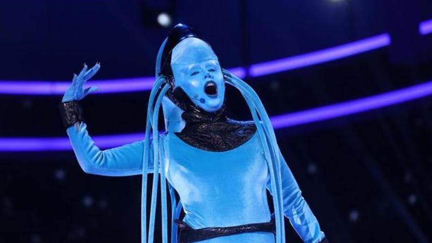 Cristina Ramos conquista al público de 'Tu Cara Me Suena'