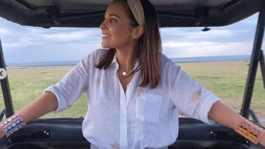 """Lluvia de críticas a Paula Echevarría por su viaje con Jesús Calleja: """"Molaría verte real"""""""