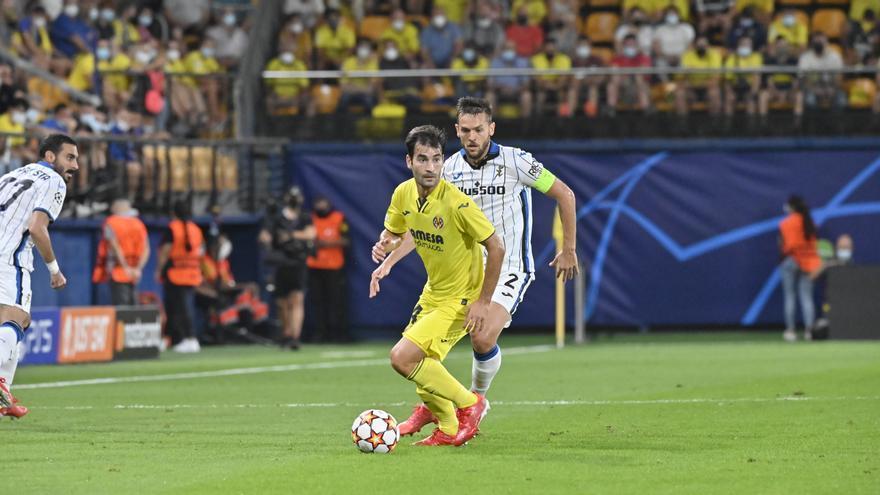 Dónde y a qué hora ver el Manchester United-Villarreal de Champions