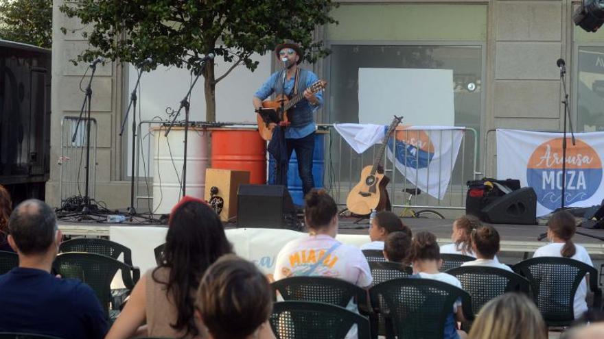 Vilagarcía se descubre jugando: conciertos, cómicos y ahora una yincana infantil