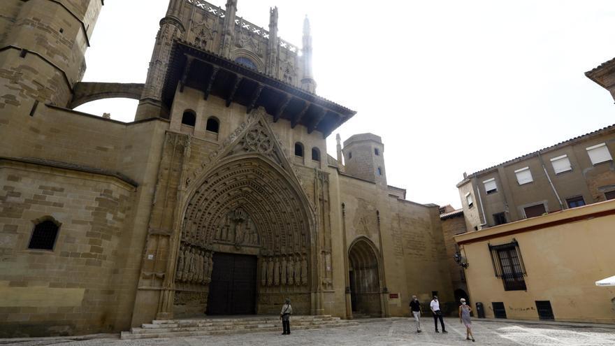 Huesca pone en marcha un grupo de trabajo para el entorno de la catedral