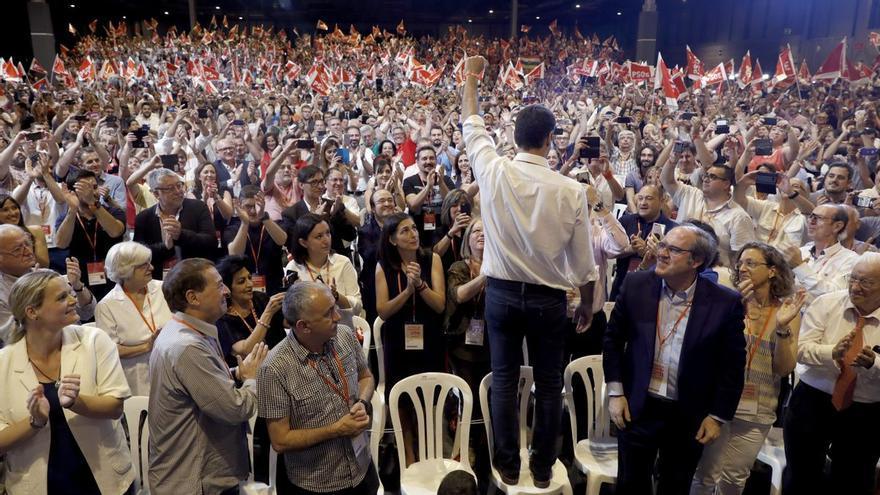 El 40º Congreso Federal del PSOE será en Valencia