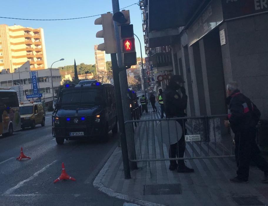 Operació policial antiterrorista a Figueres