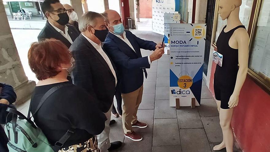 Hasta 139 comercios de la comarca tienen interés en reforzar su digitalización