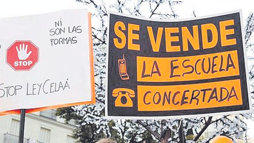 Tribuna | Crits de «libertad» per a amagar   els privilegis d'una minoria
