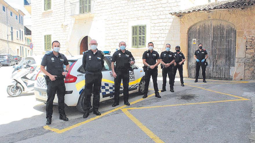 La policía de Binissalem, con solo 7 agentes tras una espiral de bajas