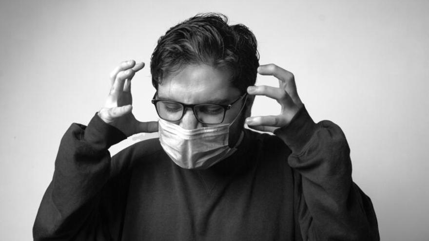 Los pacientes con coronavirus pueden sufrir problemas cognitivos hasta dos meses después del alta