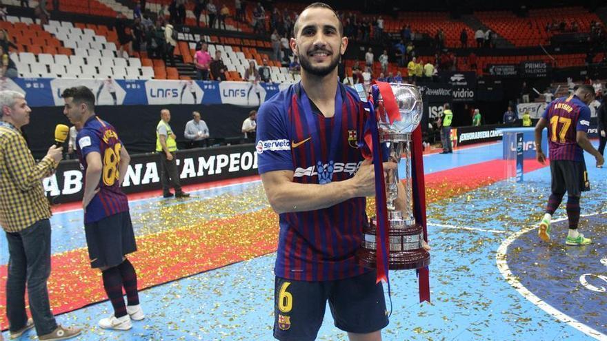 El Barça completa el póquer de títulos nacionales en 2019