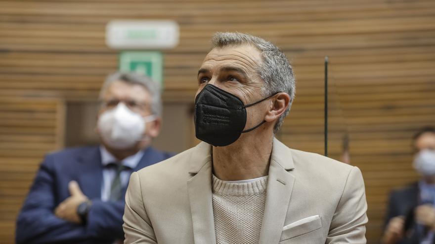 """Toni Cantó, sobre su fichaje por el PP: """"Hay peligro real de que gobierne el sanchismo e Iglesias"""""""