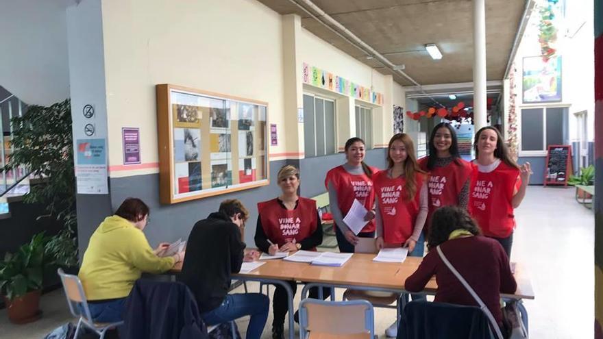Crida a la donació de sang a Figueres