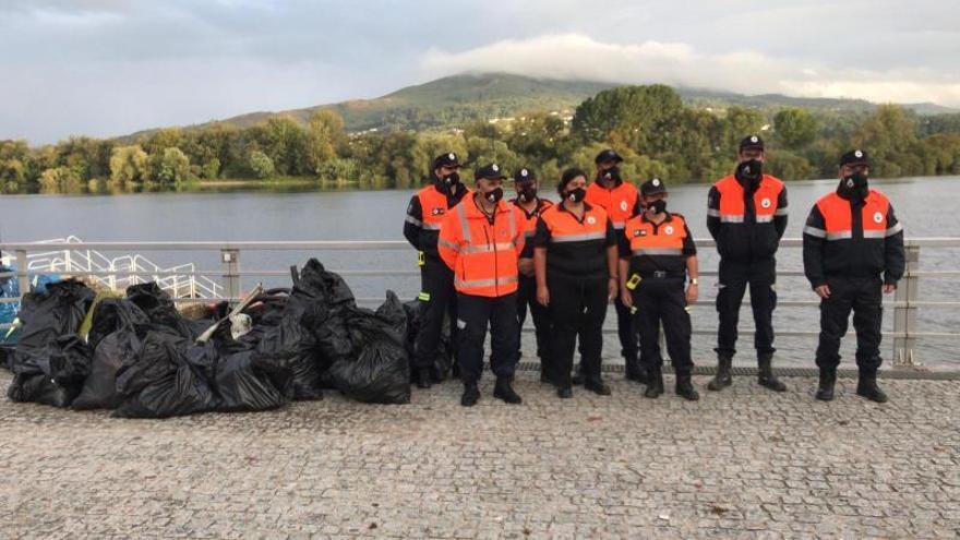"""SOS de la Protección Civil de Tui: """"Necesitamos voluntarios o nos disolvemos"""""""
