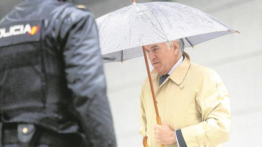 La Audiencia envía a prisión a Bárcenas por riesgo de fuga