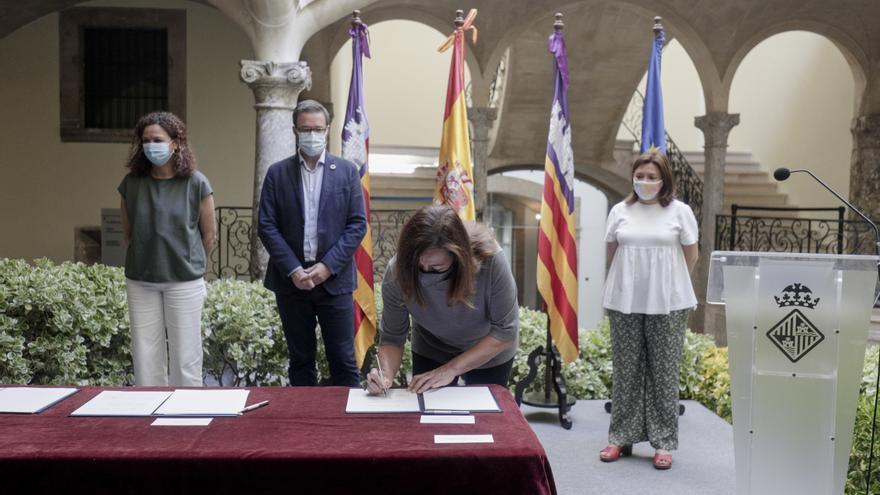 Casi 2.700 autónomos y empresas de Palma han cobrado las ayudas directas para paliar la crisis