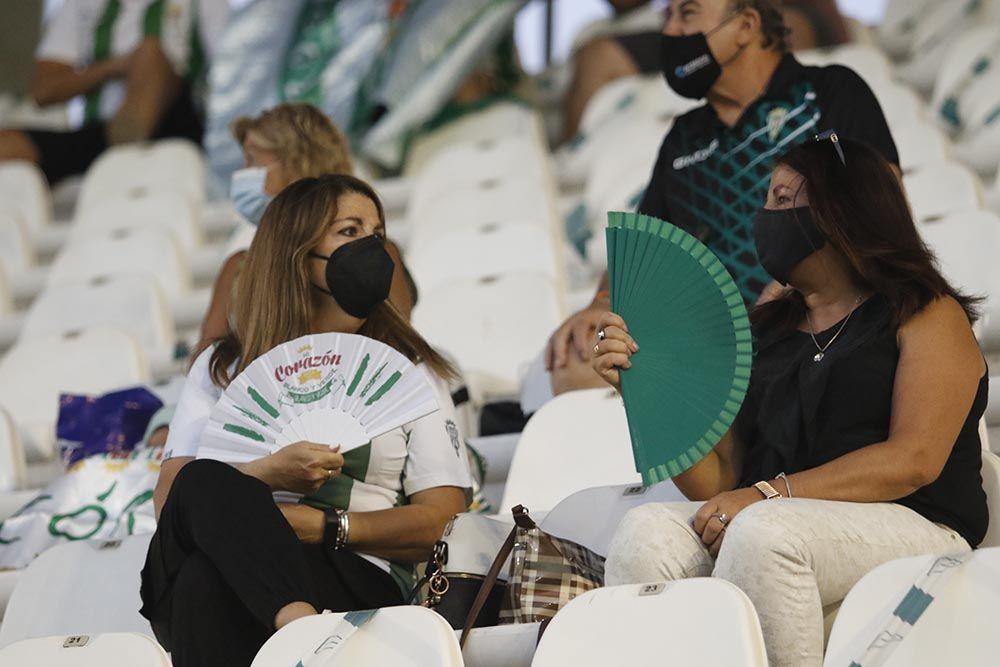 En imágenes el Córdoba CF Extremadura