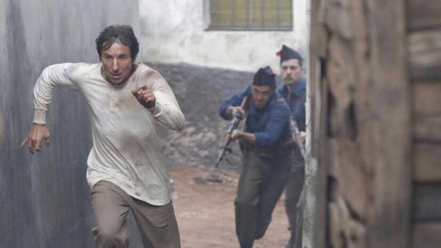 'La Trinchera infinita' representará a España en los Oscar