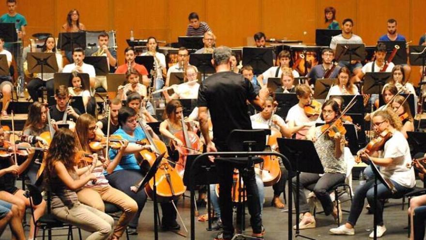 """""""En la Orquesta Joven fue donde más aprendí y no solo de música"""""""