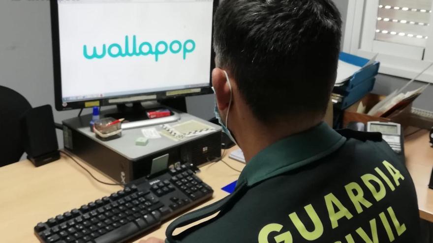 Estafan a un vecino de Ponteareas: compra un móvil de 650 euros por Wallapop y nunca lo recibe