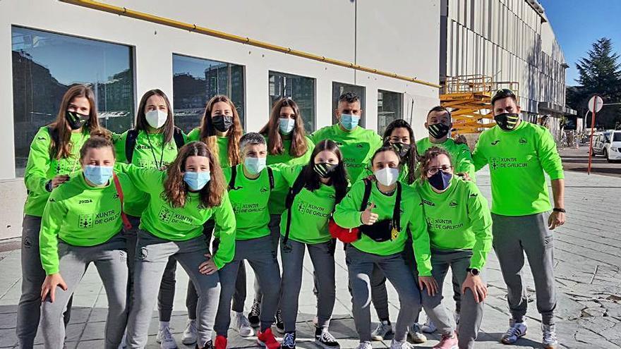 'Operación sumar' para el Cidade As Burgas