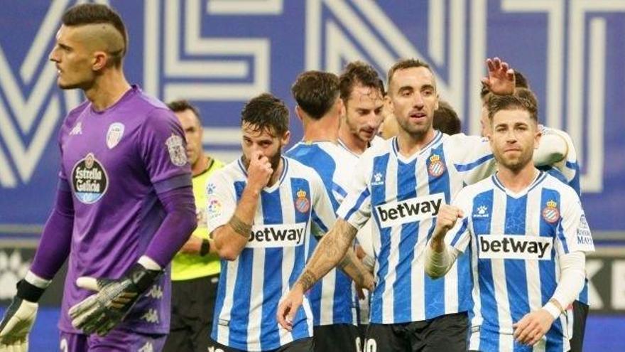 Todos los goles de la jornada 11 de Segunda: Sekou, héroe con su 'hat-trick' en el derbi
