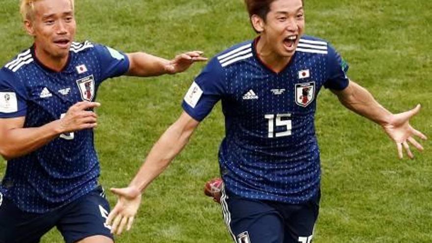 Colòmbia es condemna en el seu debut davant Japó