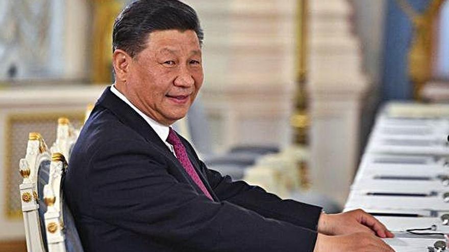 El president de la Xina fa una visita d'Estat a Corea del Nord