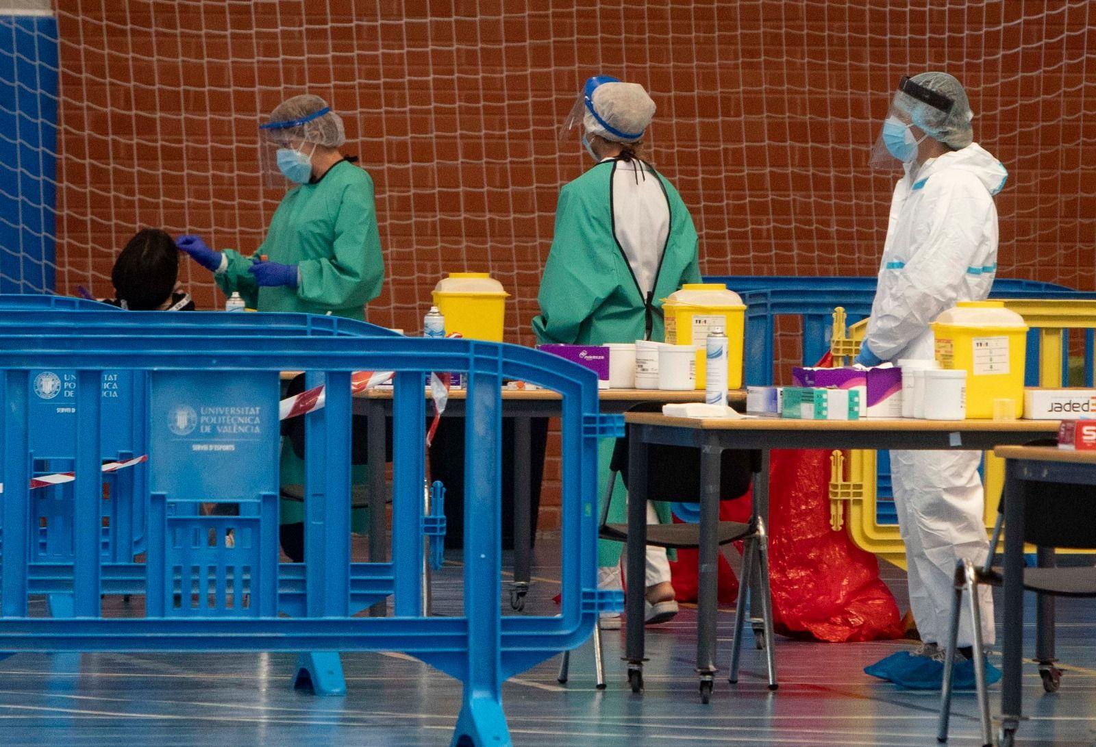 Brote en el Colegio Mayor Galileo Galilei: pruebas PCR masivas a los estudiantes