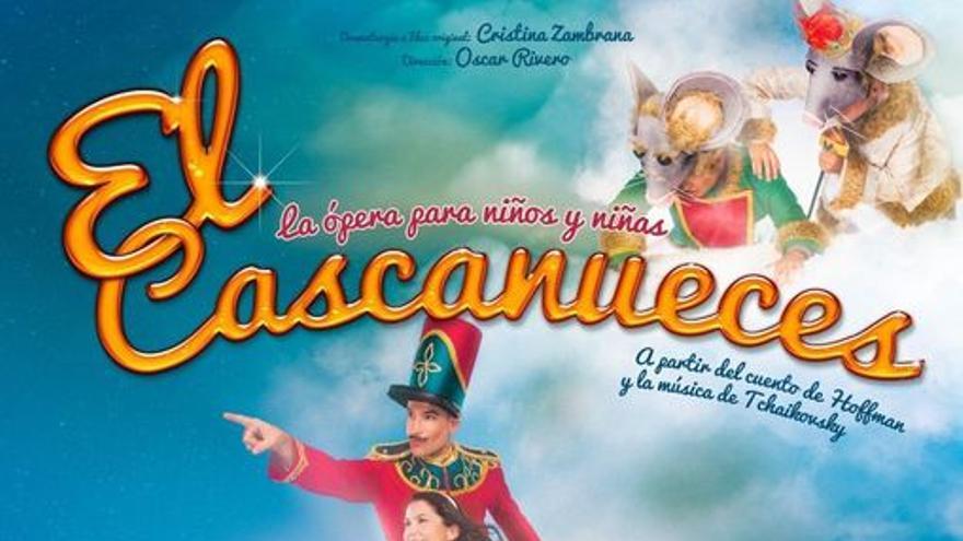 Fiestas de la Virgen: La ópera para niños y niñas El Cascanueces