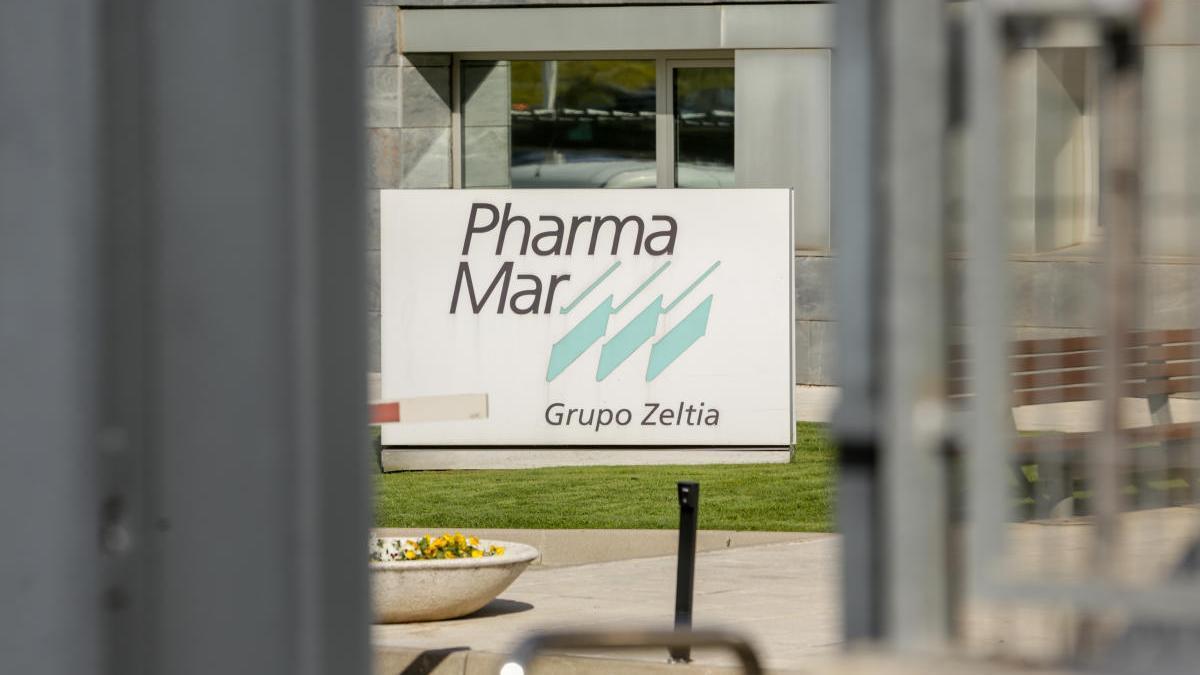 La sede de PharmaMar.