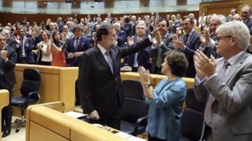 Cinc senadors del PP guanyen el 'Cuponazo' de l'ONCE amb la terminació en 155