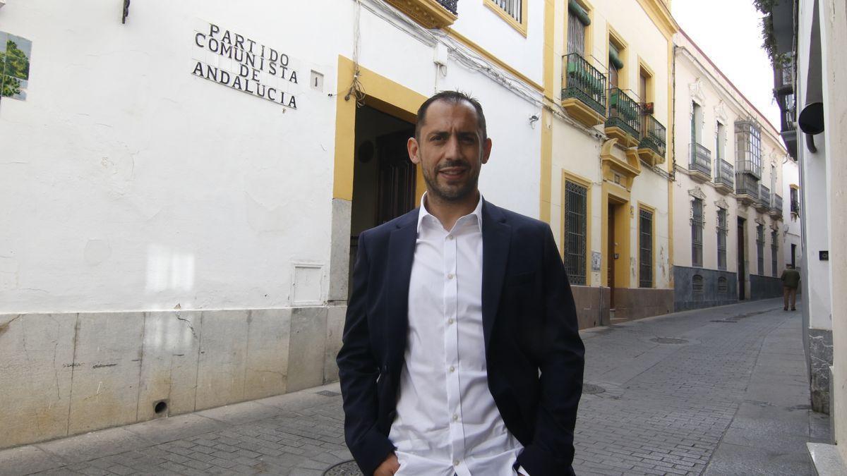 Sebastián Pérez, en una imagen de archivo.