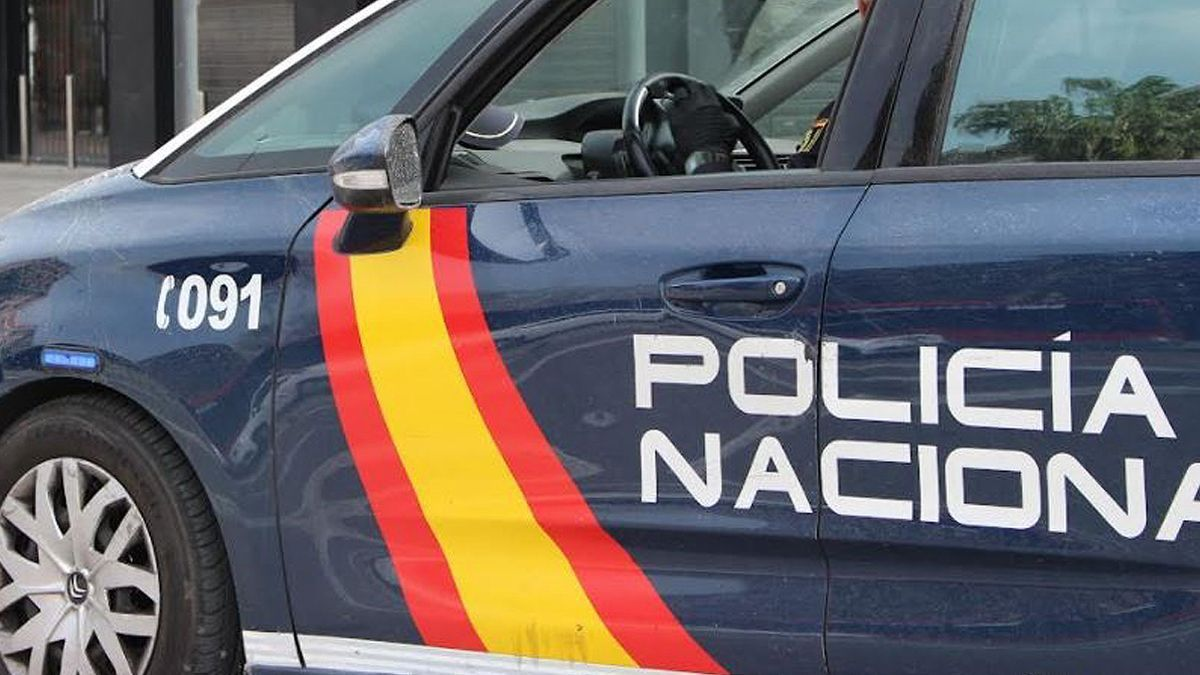 La Policía Nacional practicó las detenciones.