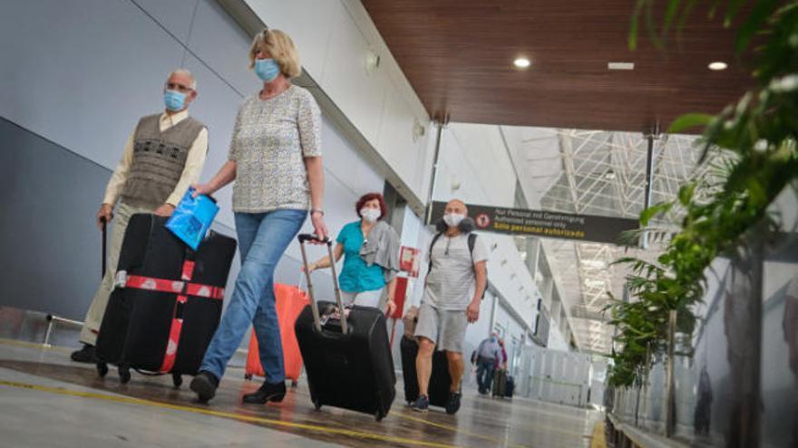 """Activan en Tenerife el dispositivo """"arca de Noé"""" ante un positivo por Covid de un turista"""