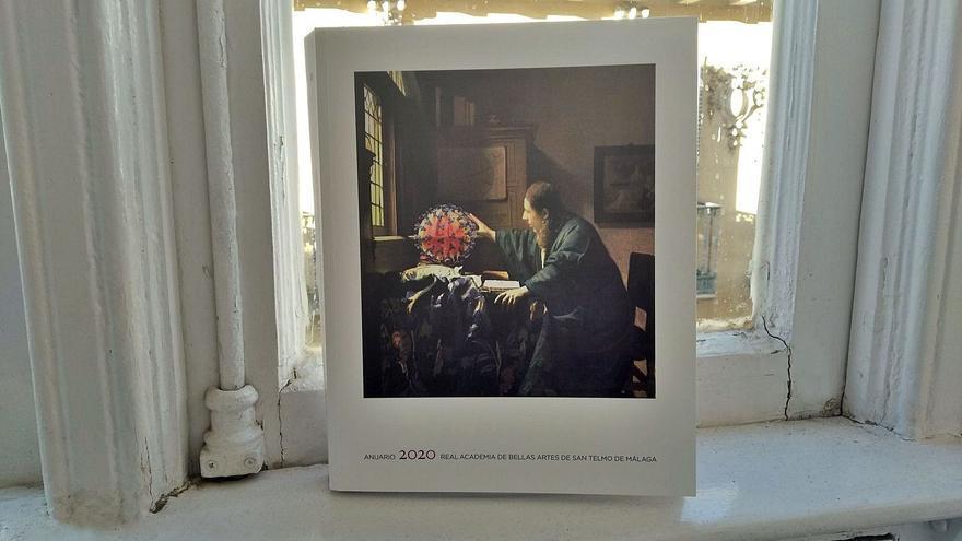 El anuario de San Telmo y el coronavirus de Vermeer